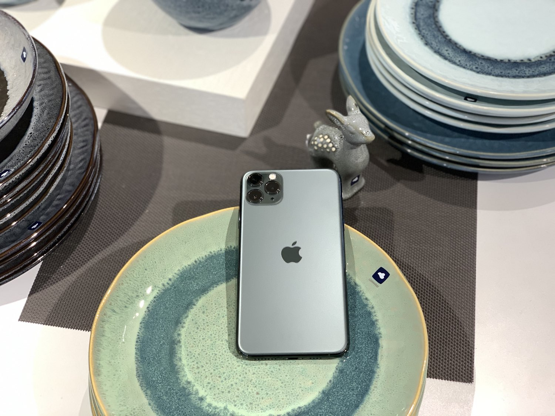 iPhone 11 Pro (Max) review: op de eettafel