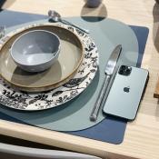 iPhone 11 Pro review: groentinten op een eettafel