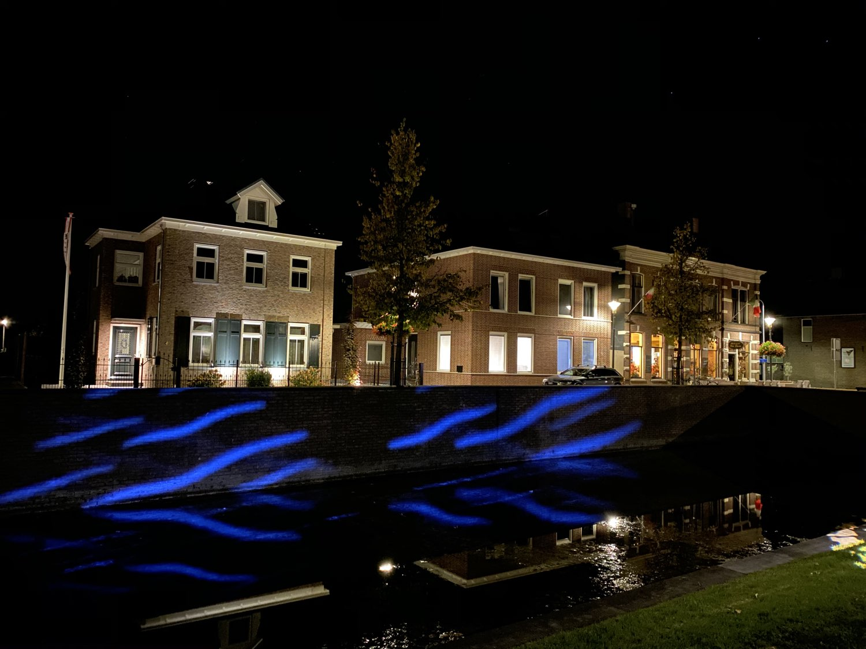 Nachtfoto iPhone 11 Pro met verschillende lichtbronnen