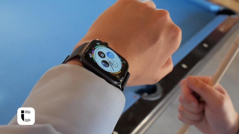 Apple Watch Series 5 review: nieuw scherm.