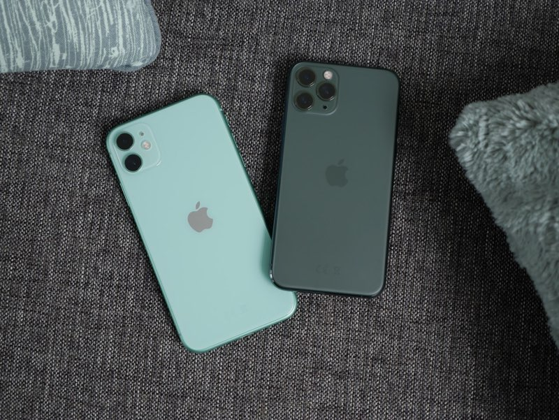 iPhone 11 serie