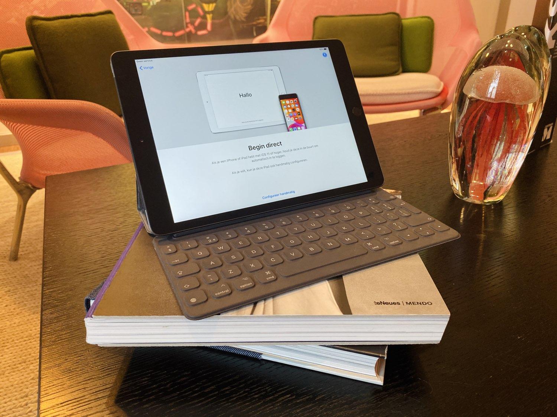 iPad 2019 review: het scherm