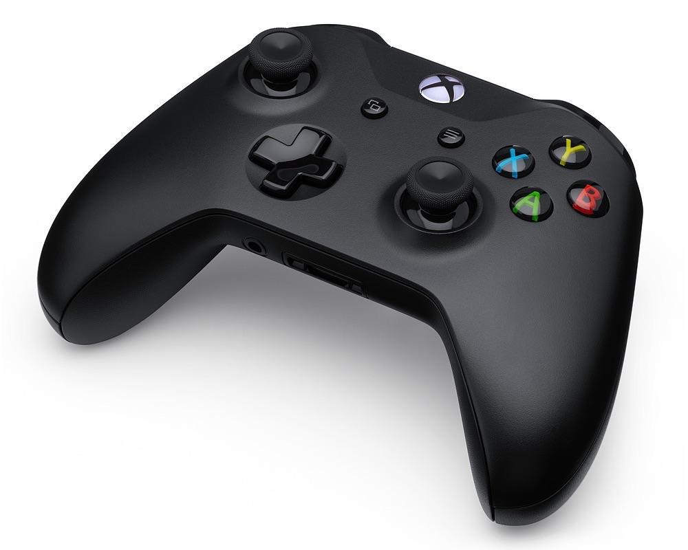 Draadloze Xbox controller.