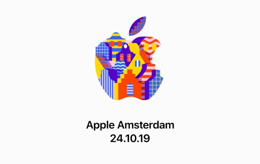 Apple Amsterdam heropening