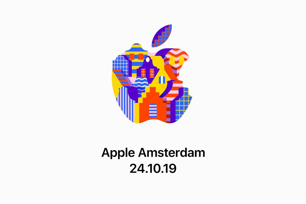 Apple Amsterdam heropent op 24 oktober na renovatie