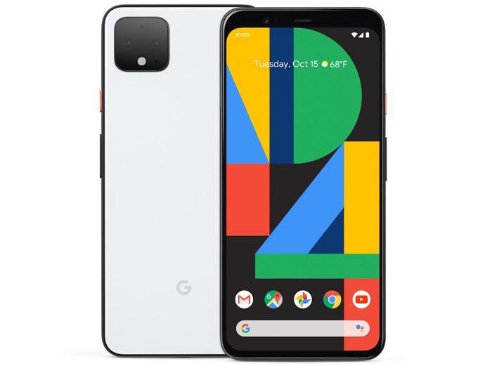 Google Pixel 4 wit