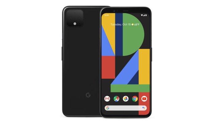 Google Pixel 4 zwart