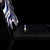 MacBook Pro 16-inch concept met USB-C.
