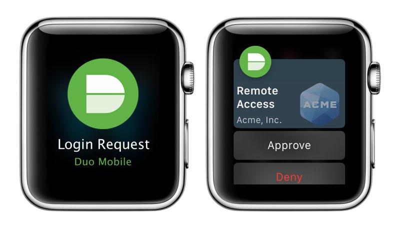 Duo Mobile authenticatie