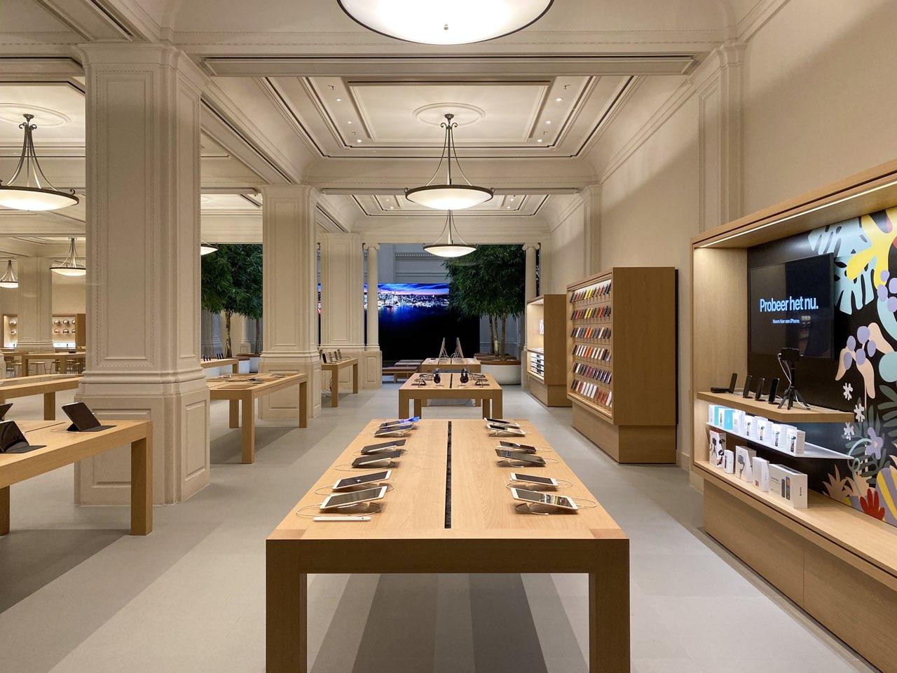 Apple Amsterdam 24 oktober