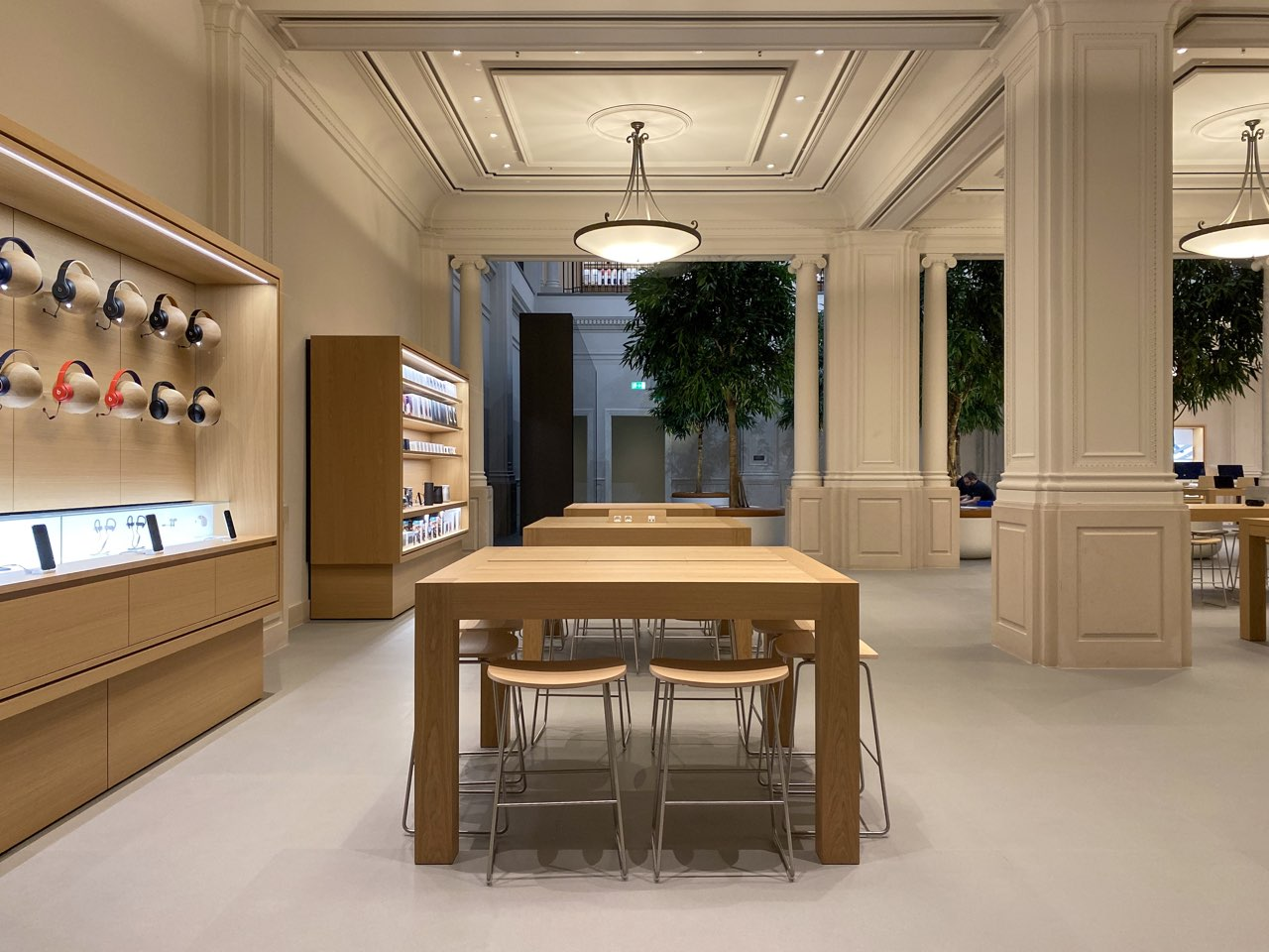 Apple Amsterdam heropening