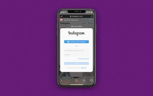 Instagram verplicht inloggen