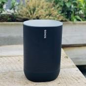 Sonos Move: ook voor buitenshuis