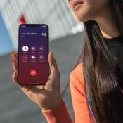 Conferentiegesprek, wisselgesprek en tweede gesprek op de iPhone voeren