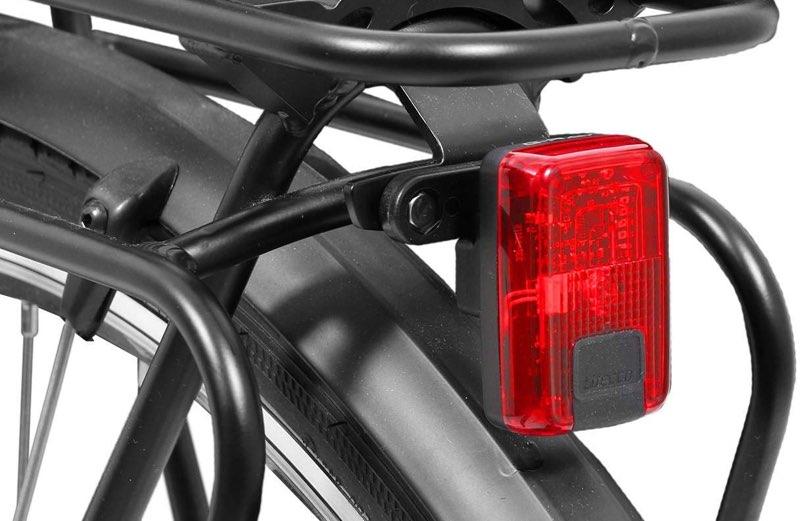 Slim fietslampje