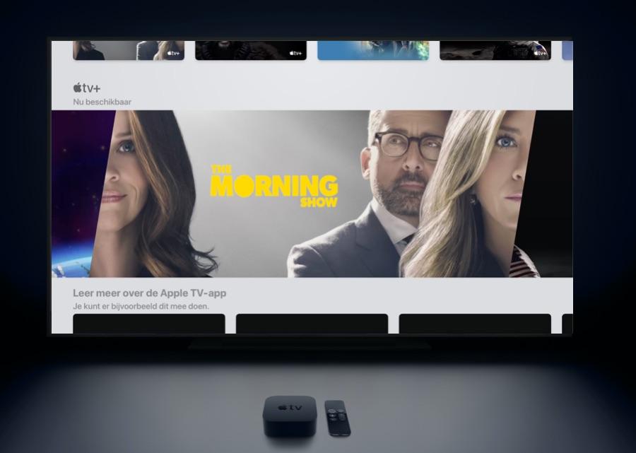 Apple TV+ kijken.