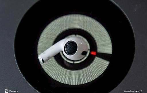 AirPods Pro zonder oortip