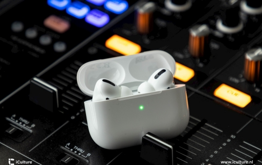 AirPods Pro in opbergcase 3