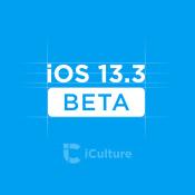 iOS 13.3 beta.
