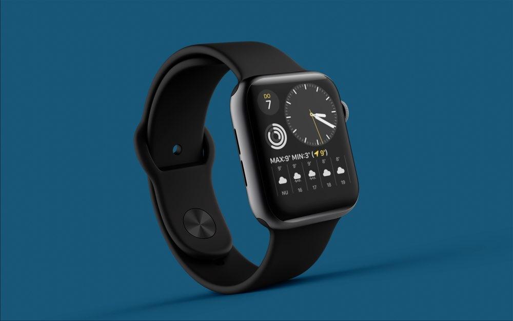 Apple Watch wijzerplaat 2