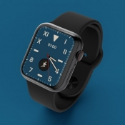 Apple Watch wijzerplaat 1