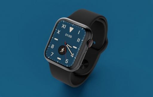 Apple Watch wijzerplaat 1