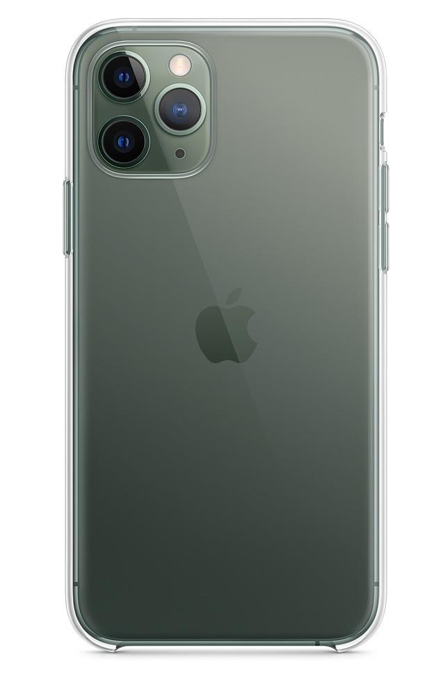 Apple Transparant hoesje