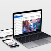 Mail op iPhone, iPad en Mac