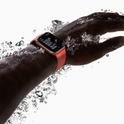Gerucht: 'Apple Watch Series 6 wordt waterbestendiger'