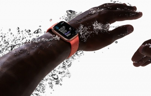 Apple Watch waterbestendiger