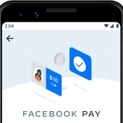 Facebook Pay interface