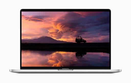 16-inch MacBook Pro met Retina Display