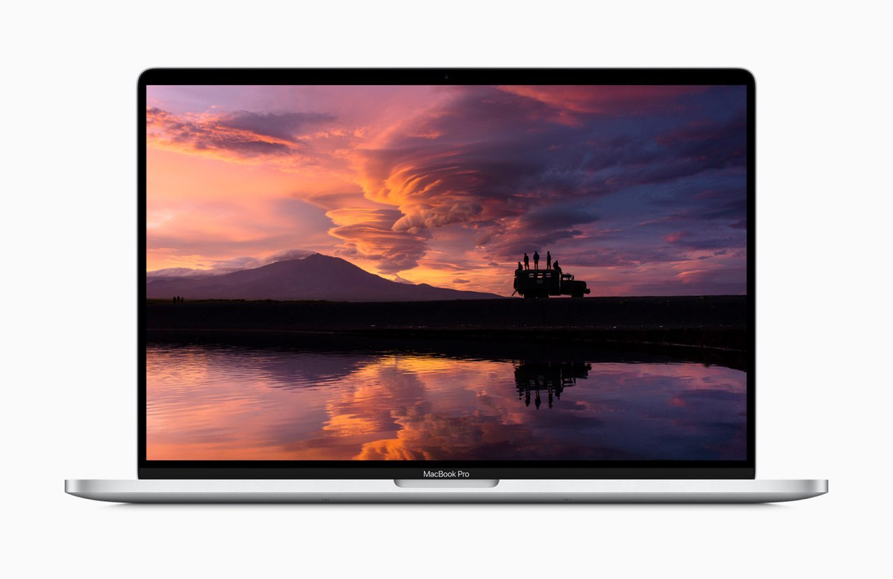 16-inch MacBook Pro met Retina Display