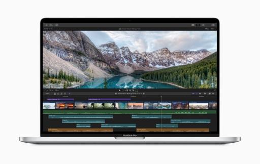 16-inch MacBook meer geheugen voor video