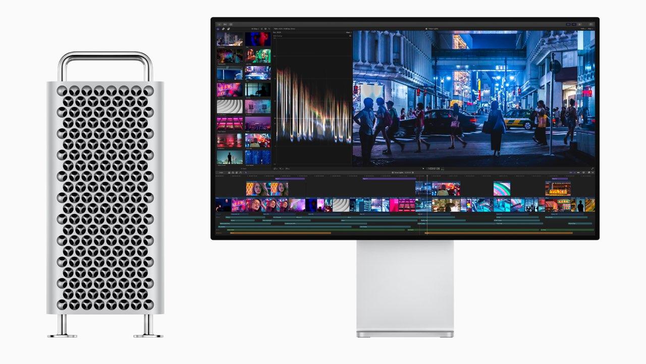 Mac Pro met XDR Display