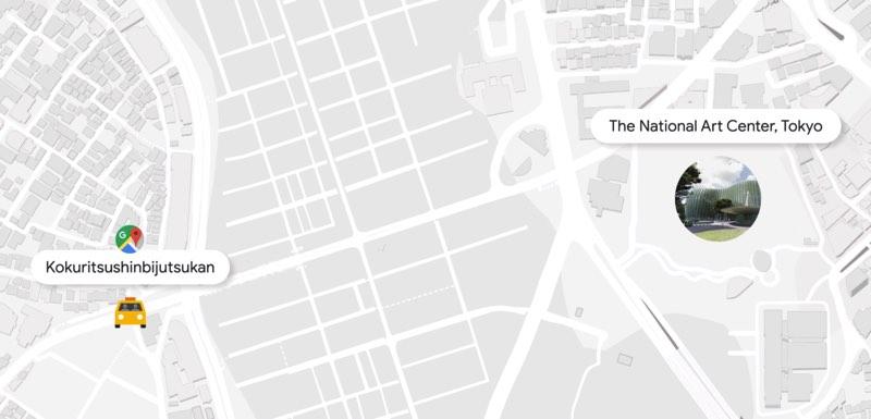 Google Maps vertaling