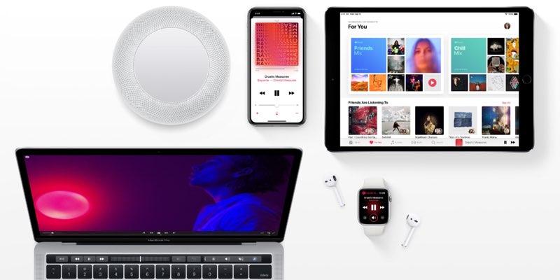 Apple diensten bundelen