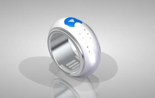 Slimme ring of iRing