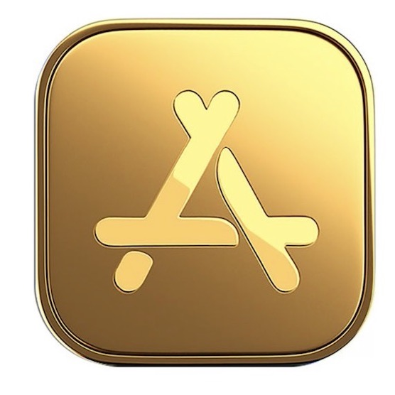 Apple App Event december 2019 logo