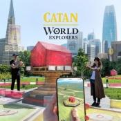 Catan World Explorers website