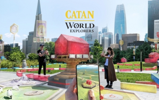 Catan World Explorers website
