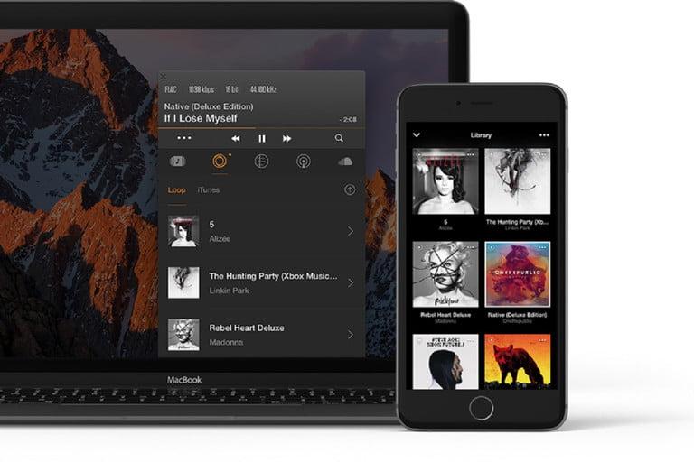 VOX voor Mac en iOS