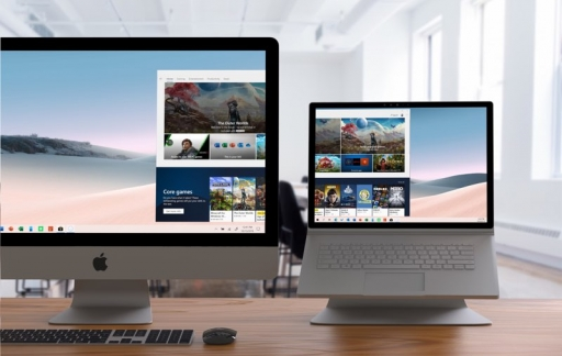 Duet Display PC naar Mac