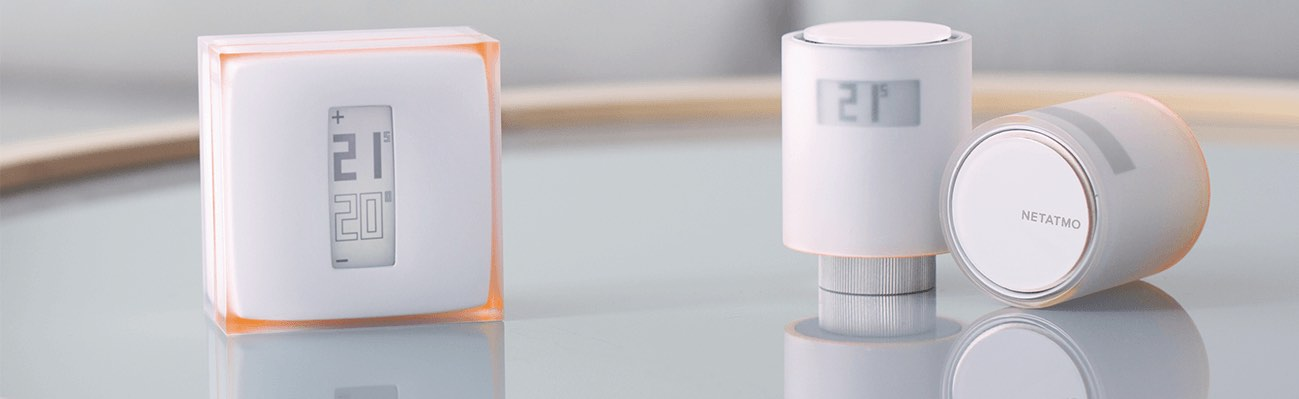 Netatmo thermostaat