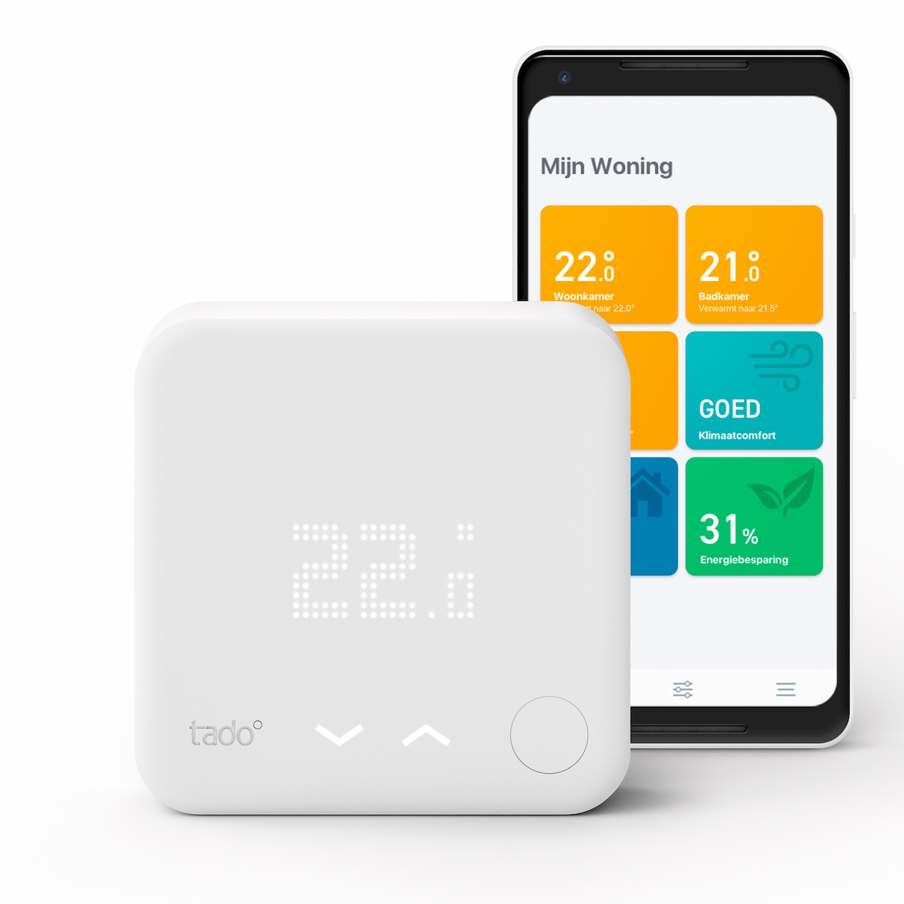 Tado V3+ thermostaat