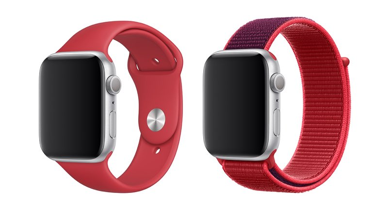Apple Watch-bandje PRODUCT(RED)
