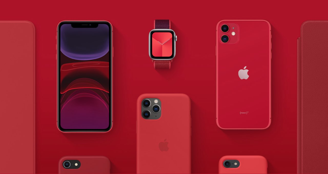 PRODUCT(RED) 2019