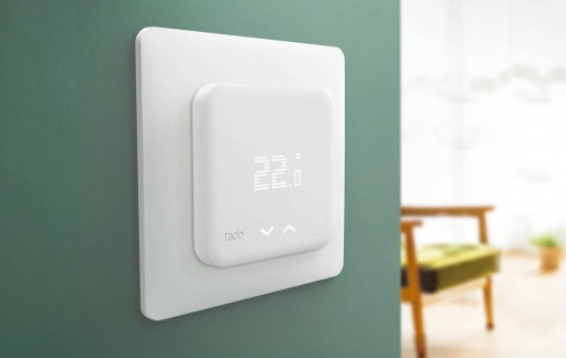 Tado thermostaat woonkamer