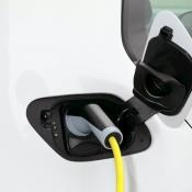 Volkswagen e-Golf elektrische auto