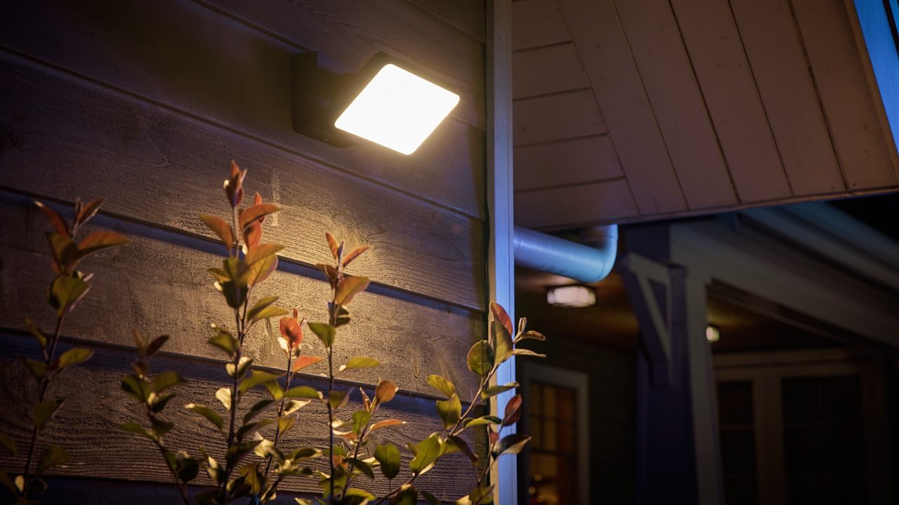 Philips Hue Outdoor LED Welcome wandlamp